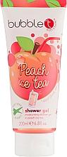Voňavky, Parfémy, kozmetika Sprchový gél - Bubble T Peach Ice Tea Shower Gel