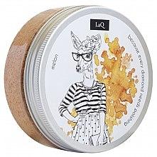 """Voňavky, Parfémy, kozmetika Čistiaci scrub na telo """"Dyňa"""" - LaQ Body Scrub&Wash Peeling Melon"""