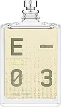 Voňavky, Parfémy, kozmetika Escentric Molecules Escentric 03 - Toaletná voda