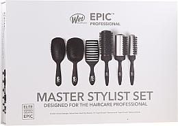 Voňavky, Parfémy, kozmetika Sada - Wet Brush Epic Professional (h/brush/6pcs)