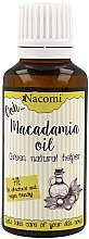Voňavky, Parfémy, kozmetika Makadamový olej - Nacomi