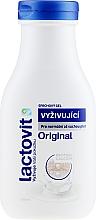 Voňavky, Parfémy, kozmetika Výživný sprchový gél - Lactovit Shower Gel