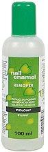 Voňavky, Parfémy, kozmetika Odlakovač s bylinným extraktom - Venita Herbal Green Nail Enamel Remover