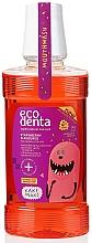 Voňavky, Parfémy, kozmetika Ústna voda pre deti Jahoda - Ecodenta Super+Natural Oral Care Strawberry