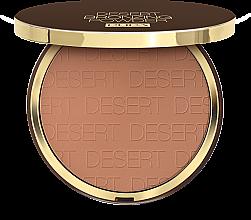 Voňavky, Parfémy, kozmetika Kompaktný bronzový púder - Pupa Desert Bronzing Powder