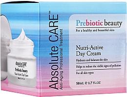 Voňavky, Parfémy, kozmetika Hydratačný denný krém na tvár - Absolute Care Prebiotic Beauty Nutri-Active Day Cream