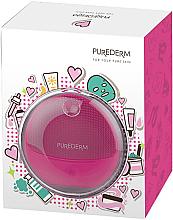 Voňavky, Parfémy, kozmetika Čistiaca kefka na tvár, ružová - Purederm Sonic Face Brush Pink