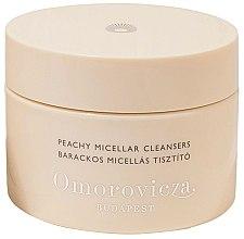 Voňavky, Parfémy, kozmetika Čistiace tampóny na tvár - Omorovicza Peachy Micellar Cleansers