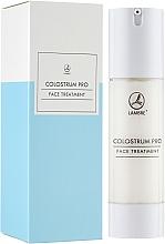 Voňavky, Parfémy, kozmetika Regeneračný krém na tvár s kolostrom - Lambre Colostrum Pro Face Treatment