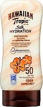 Voňavky, Parfémy, kozmetika Hydratačný krém na opaľovani - Hawaiian Tropic Silk Hydration Lotion SPF50