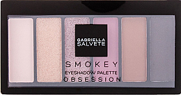 Voňavky, Parfémy, kozmetika Očné tiene Dymová mánia - Gabriella Salvete Eye Shadow Smokey Obsession