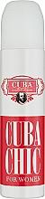 Voňavky, Parfémy, kozmetika Cuba Paris Cuba Chic - Parfumovaná voda