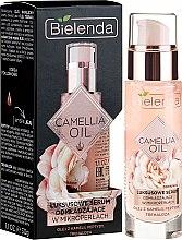 Voňavky, Parfémy, kozmetika Omladzujúce sérum na tvár - Bielenda Camellia Oil Luxurious Rejuvenating Serum