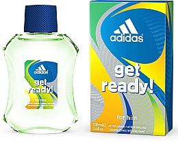 Voňavky, Parfémy, kozmetika AdidasGet Ready for Him - Lotion po holení