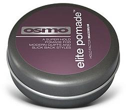 Voňavky, Parfémy, kozmetika Stylingový gél s ultrasilnou fixáciou, stupeň fixácie 4  - Osmo Elite Pomade Traveller