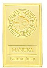 Voňavky, Parfémy, kozmetika Prírodné mydlo Manuka - Stara Mydlarnia Body Mania Manuka Soap