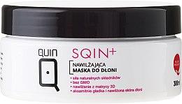 Voňavky, Parfémy, kozmetika Hydratačná maska na ruky - Silcare Quin Sqin+ Moisturizing Hand Mask