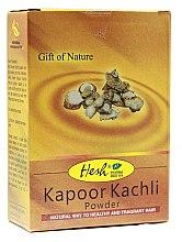 Voňavky, Parfémy, kozmetika Prášková maska pre tenké a slabé vlasy - Hesh Kapoor Kachli Powder