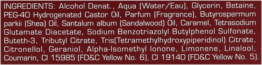 Voda po holení s olejom zo santalového dreva - Proraso After Shave Lotion Sandalwood Red — Obrázky N7