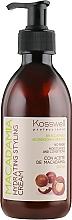 Voňavky, Parfémy, kozmetika Stylingový krém na vlasy - Kosswell Professional Macadamia Hydrating Styling Cream