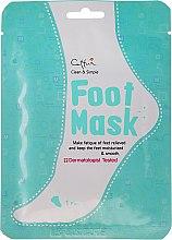 Voňavky, Parfémy, kozmetika Hydratačná maska pre nohy - Cettua Moisturizing Foot Mask