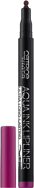 Semipermanentný marker na pery - Catrice Aqua Ink Lipliner