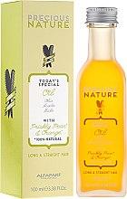 Voňavky, Parfémy, kozmetika Olej pre priame a dlhé vlasy - Alfaparf Precious Nature Oil For Long & Straight