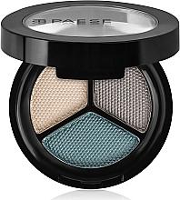 Voňavky, Parfémy, kozmetika Očné tiene na viečka - Paese Opal Eyeshadows Trio Perl Silk