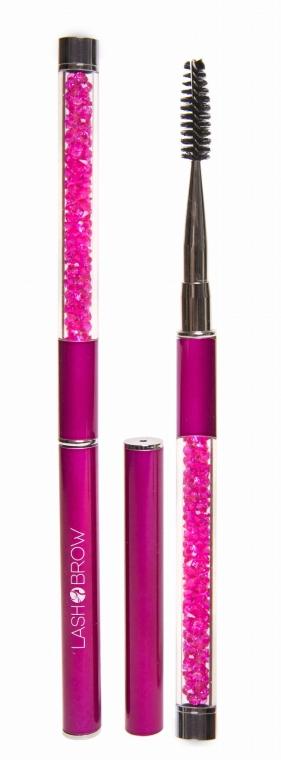 Kefka na mihalnice a obočie, ružová - Lash Brow Pink — Obrázky N1