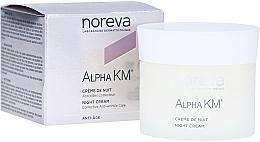 Voňavky, Parfémy, kozmetika Nočný krém proti vráskam - Noreva Laboratoires Alpha KM Night Cream Corrective Anti-Wrinkle Care