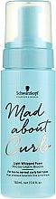 Voňavky, Parfémy, kozmetika Ľahká pena pre styling kučeravých vlasov - Schwarzkopf Professional Mad About Curls Light Whipped Foam