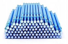 Voňavky, Parfémy, kozmetika Mikrobrush na predĺženie a odstránenie mihalníc, modrý - Deni Carte