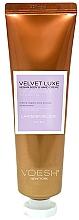 Voňavky, Parfémy, kozmetika Zjemňujúci krém na telo a ruky s levanduľou - Voesh Velvet Luxe Lavender Soothe Vegan Body&Hand Creme