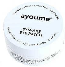 Voňavky, Parfémy, kozmetika Náplasti pod oči s hadím peptidom - Ayoume Syn-Ake Eye Patch