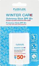 Voňavky, Parfémy, kozmetika Ochranná tyčinka Zimná starostlivosť - Floslek Winter Care Protective Stick SPF50