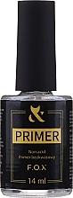 Voňavky, Parfémy, kozmetika Bezkyselinový primer - F.O.X UltraBond Non-Acid