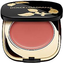 Voňavky, Parfémy, kozmetika Krémová lícenka na líčka a pery - Dolce&Gabbana Blush Creamy Cheek & Lip Colour