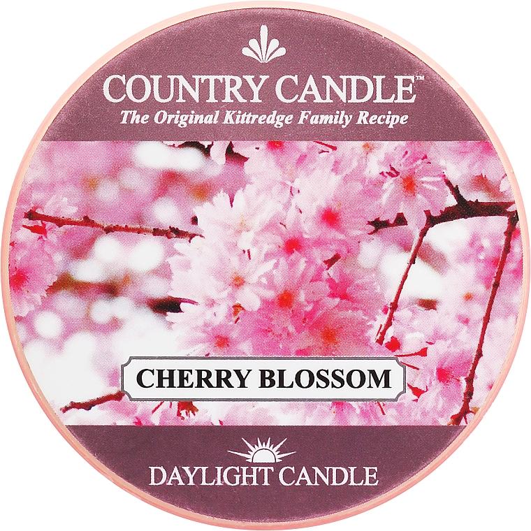 Čajová sviečka - Country Candle Cherry Blossom — Obrázky N1