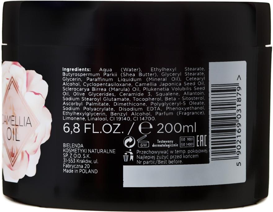 Telový olej - Bielenda Camellia Oil Luxurious Body Butter — Obrázky N3