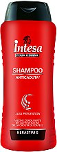 Voňavky, Parfémy, kozmetika Šampón proti vypadávaniu vlasov - Intesa Classic Black Shampoo Loss Prevention