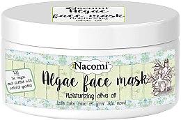 """Voňavky, Parfémy, kozmetika Alginátová maska na tvár """"Olive"""" - Nacomi Professional Face Mask"""