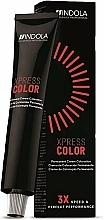 Voňavky, Parfémy, kozmetika Permanentná krémová farba na vlasy - Indola Xpress Color 3X Speed & Perfect Performance