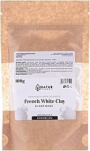 Voňavky, Parfémy, kozmetika Maska na tvár - Natur Planet French White Clay