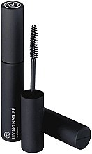 Voňavky, Parfémy, kozmetika Maskara - Living Nature Thickening Mascara (Jet Black)