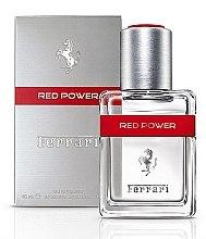 Voňavky, Parfémy, kozmetika Ferrari Red Power - Toaletná voda (mini)