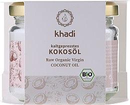 """Voňavky, Parfémy, kozmetika Olej na tvár a telo """"Kokosový"""" - Khadi"""