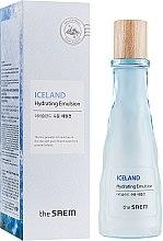 Voňavky, Parfémy, kozmetika Minerálna hydratačná emulzia - The Saem Iceland Hydrating Emulsion