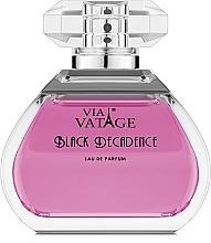 Voňavky, Parfémy, kozmetika Via Vatage Black Decadence - Parfumovaná voda