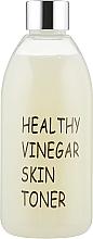 """Voňavky, Parfémy, kozmetika Tonikum na tvár """"Ryža"""" - Real Skin Healthy Vinegar Skin Toner Rice"""