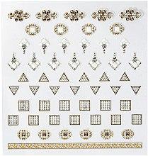 Voňavky, Parfémy, kozmetika Nálepky na nechtový dizajn - Peggy Sage DecorativeNail Stickers Jewels (1ks)